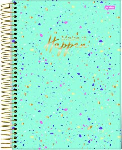 Caderno Jandaia 15X1 Petit de La Creme Make it Happen 240fls