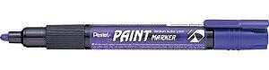 Marcador Pentel Paint Roxo