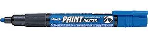 Marcador Pentel Paint Azul