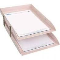 Caixa de Correspondência Dello Dupla Articulada Rosa