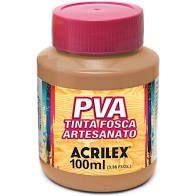 Tinta Pva Acrilex Fosca Capuccino 100Ml