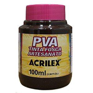 Tinta Pva Acrilex Fosca Rústico 100Ml