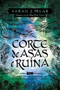Corte de Asas e Ruínas Volume 3 - Curitiba