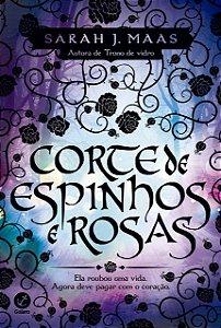Corte de Espinhos e Rosas Volume 1 - Curitiba