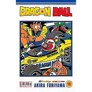 Dragon Ball 18 - Curitiba