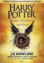 Harry Potter e a Criança Amaldiçoada Capa Dura - Curitiba