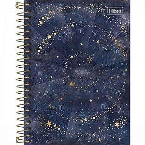Caderneta Tilibra Magic Blame my horoscope 80 folhas