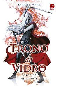 Trono de Vidro - Coroa da Meia Noite - Volume 2 - Curitiba