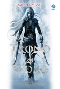 Trono de Vidro Volume 1 - Curitiba