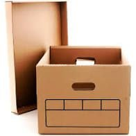 Caixa Organizadora Chies Multi Uso Kraft 38X30X25cm