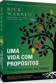 Uma Vida com Propósito - Para que estou na terra - Curitiba