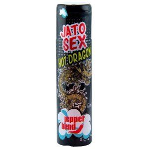 Jato Sex Hot Dragon 18ml Esquenta E Esfria - Pepper Blend