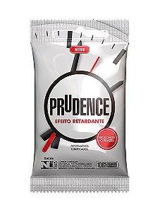 Preservativo Prudence Efeito Retardante Com 3 Unidades