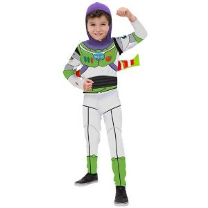 Fantasia Buzz Lightyear Toy Story 4 infantil Disney