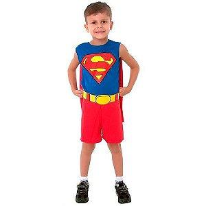 Fantasia superman infantil