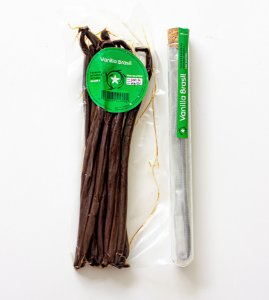 Fava de Baunilha – Embalagem por peso 100gr