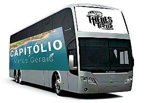 Transporte ou Excursão Capitólio Minas Gerais