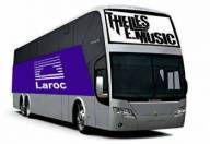 VAN/TRANSPORTE  LAROC CLUB - BORIS BREJCHA 19 E 20 DE NOVEMBRO 2021