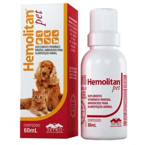 HEMOLITAN PET GOTAS 60 ML