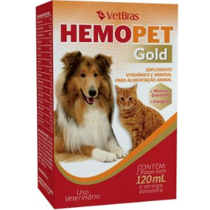 HEMOPET GOLD 120ML