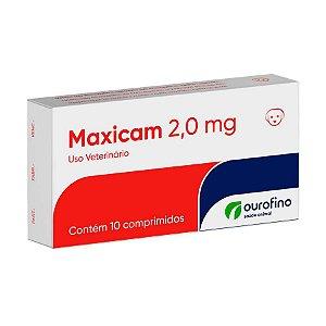MAXICAM 2,0MG - CX