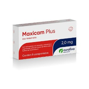 MAXICAM PLUS 2,0MG - CX