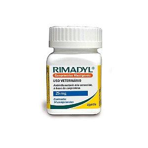 RIMADYL 25 MG 14 COMP