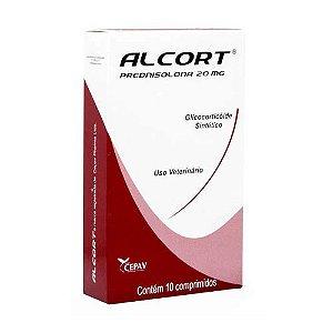 Alcort 20mg - 10 cp
