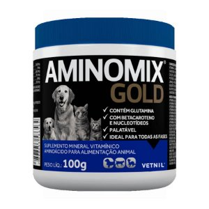 AMINOMIX GOLD 100 GR