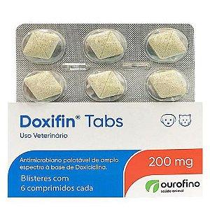 DOXIFIN TABS 200MG CARTELA
