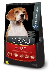 CIBAU ADULT MEDIUM BREEDS 15KG