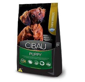 CIBAU PUPPY MINI BREEDS 10,1kg