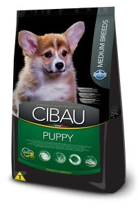 CIBAU PUPPY MEDIUM 15KG + 1,5KG