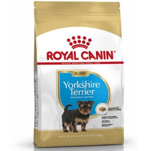 ROYAL CANIN PUPPY YORKSHIRE TERRIER PARA CÃES FILHOTES 1KG