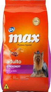 MAX STROGONOFF ADULTO 1KG