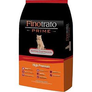 FINOTRATO PRIME GATOS CASTRADOS 3KG + 1KG GRÁTIS