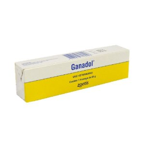 GANADOL POMADA 50G