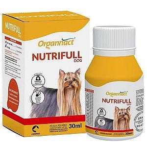 ORGANNACT NUTRIFULL DOG 30 ML
