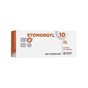 STOMORGYL 10 CX COM 20 COMP