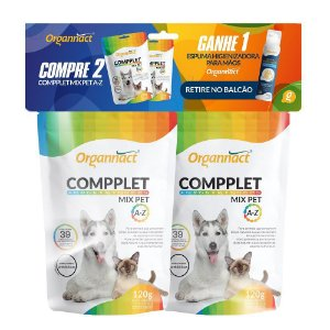 KIT COMPPLETMIX PET A-Z 120G