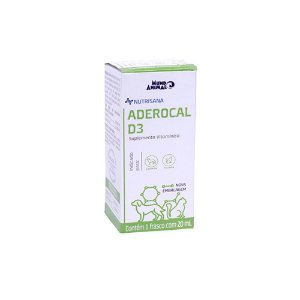 NUTRISANA ADEROCAL D3 - 20ML