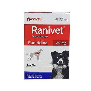 RANIVET COM 12 COMPRIMIDOS