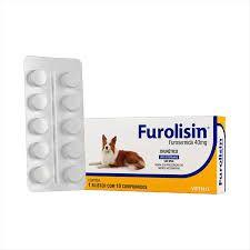 FUROLISIN 40MG 10 COMPRIMIDOS (CX)