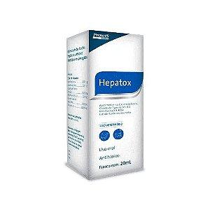 ANTITÓXICO HEPATOX 20ML