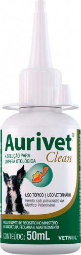 AURIVET CLEAN 50 ml, VETNIL