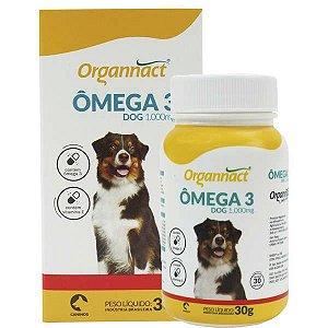 OMEGA 3 DOG 1000 MG, ORGANNACT