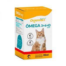 ÔMEGA 3+6+D CAT 30 ML , ORGANNACT