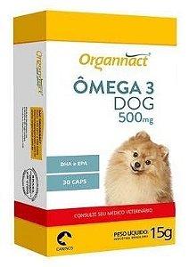 ÔMEGA 3 DOG 15 ML , ORGANNACT