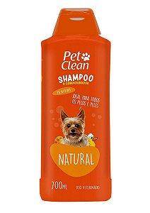 SHAMPOO NATURAL PET CLEAN 700ML PET CLEAN