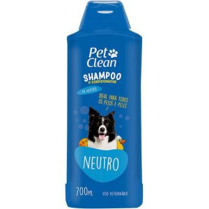 SHAMPOO NEUTRO PET CLEAN ORBA 700ML UN PET CLEAN